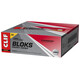 CLIF Bar Shot Bloks - Nutrition sport - Strawberry 18x60g Multicolore